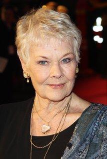 National treasure Judi Dench is 83 today. Happy birthday Dame Judi!