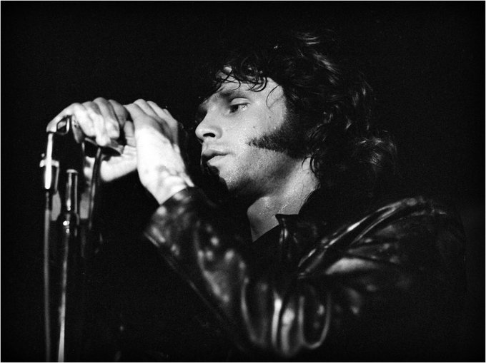 Happy Birthday to the backdoor man himself Jim Morrison