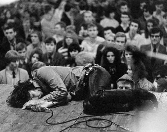 Happy 74th Birthday!!!   Jim Morrison Dec 8,1943-July 3,1971..The End (The Doors)