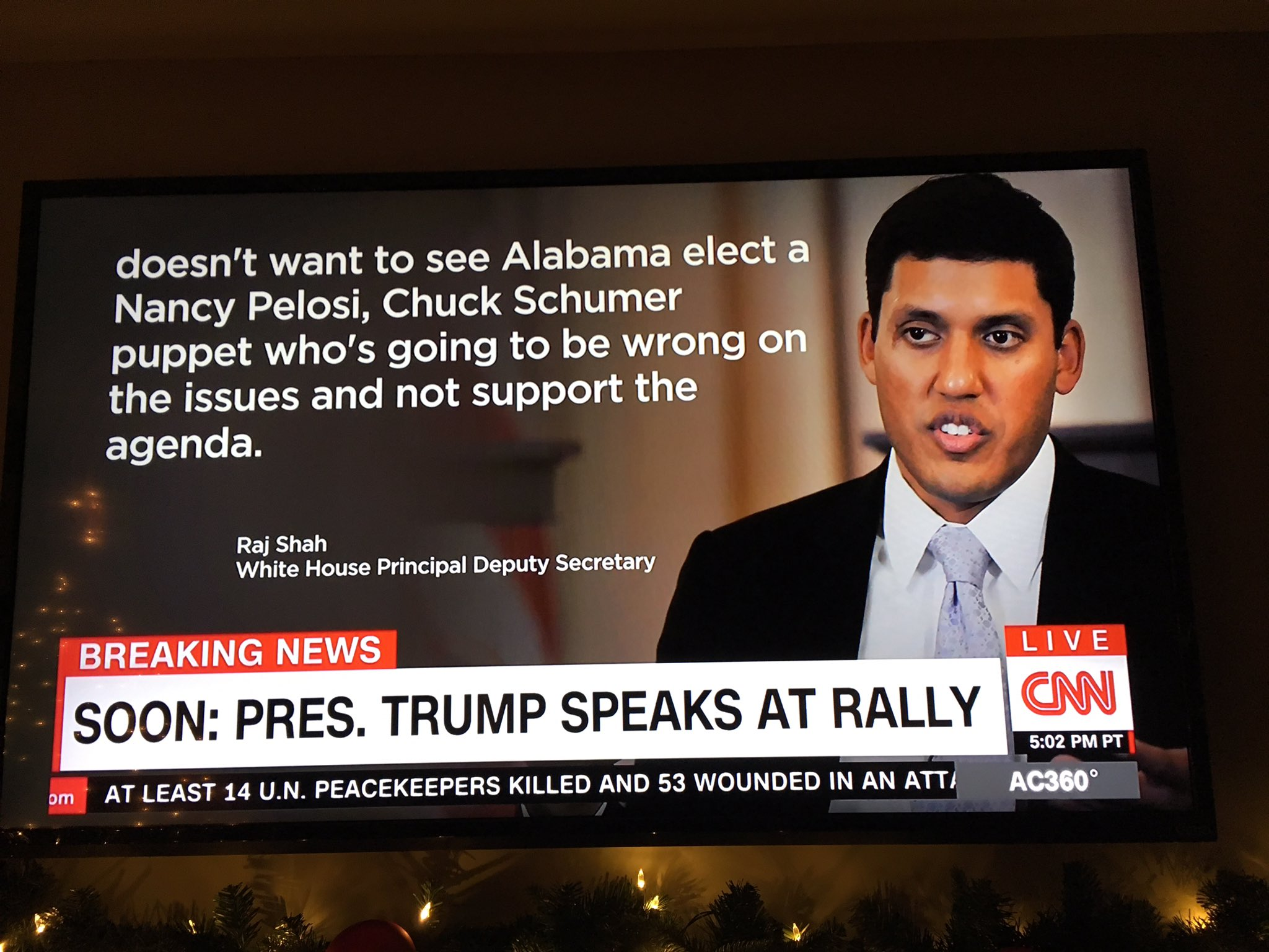 .@CNN this is definitely not @RajShah45 but it is #FakeNews https://t.co/tS9QBndBw0