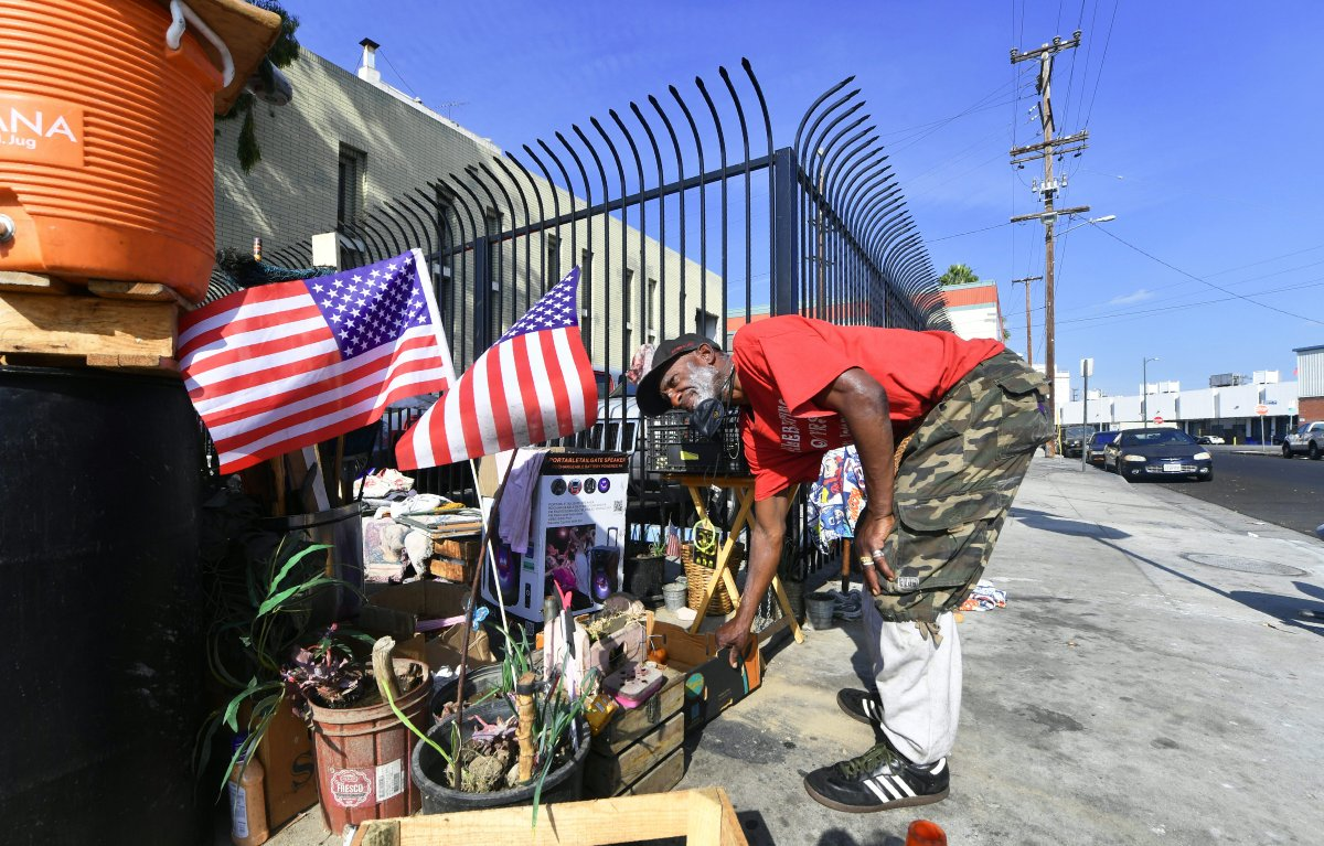 Trump admin. wanted to cut funding for homeless veterans