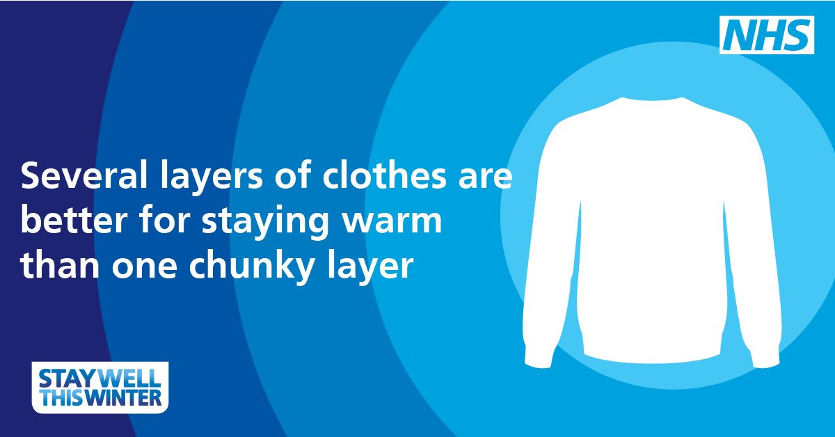 RT @Ldn_Ambulance: It's getting cold out there, so put on all your clothes.... https://t.co/kfwtIaWEXK
