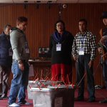 Alliance of communist parties leading poll results in Nepal