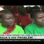Maua miraa growing cash leads to rise in HIV prevalence