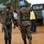 Over 12 UN peacekeepers killed in DRC Congo