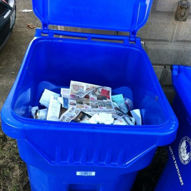 Trash Tutorial: Flatten those cardboard boxes, please