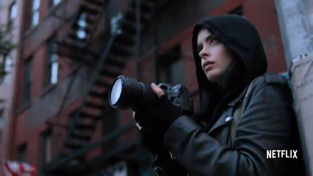 'Marvel's @JessicaJones' has unfinished business. Just don't get in her way. https://t.co/nkHVmMNQRU
