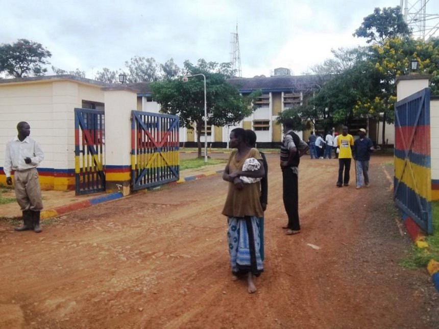 Former GSU officer on death row escapes from Siaya Prison