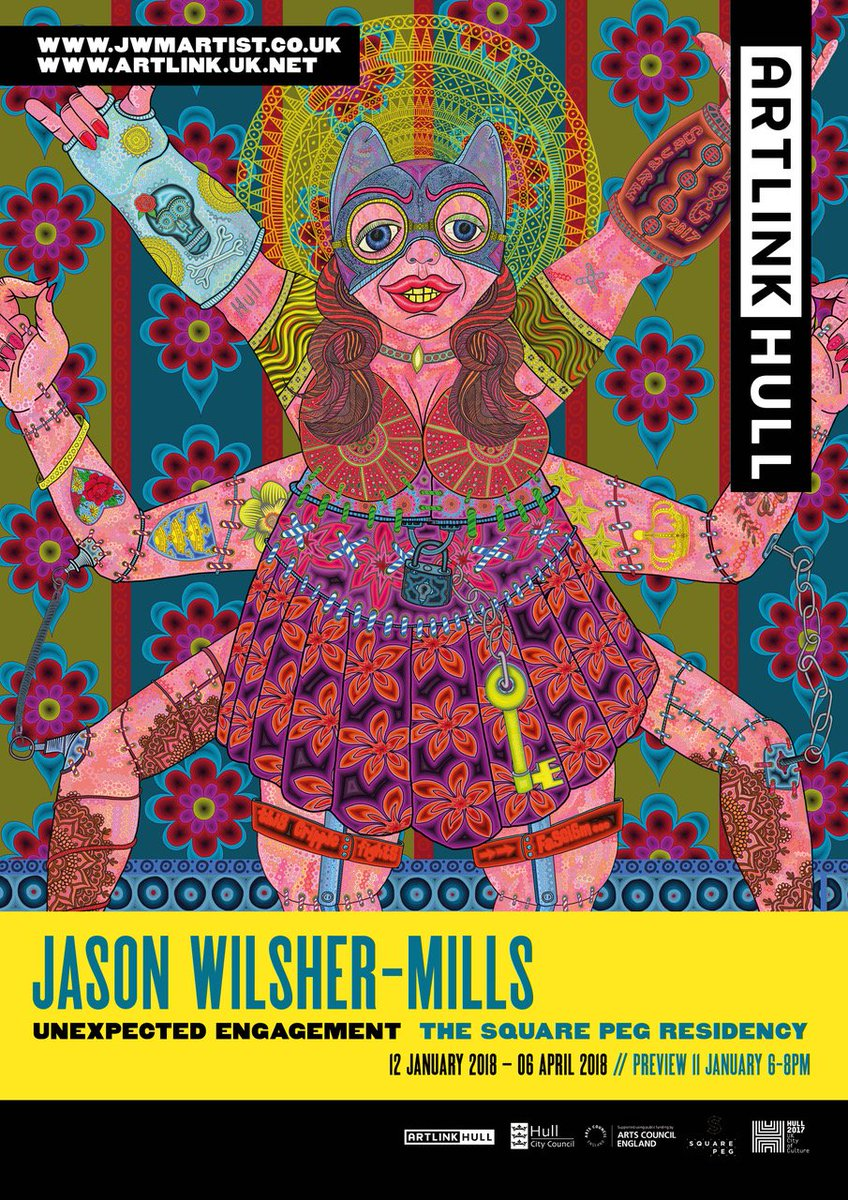 test Twitter Media - One of our former Heritage Hub members, @JASONWILSHERMIL who has helped guide the HOP project is having his first solo exhibition in Hull from January. Do come along if you're in the city: https://t.co/Gsk7xYiO1B https://t.co/Mrl4YbOETI