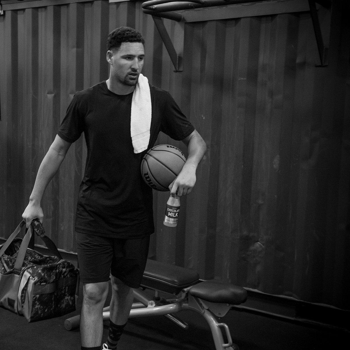 ad RT @KlayThompson: My workout...