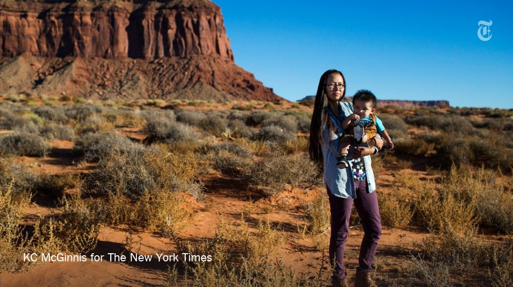 Explore Bears Ears National Monument and its indigenous community in 360 video https://t.co/kLbGTYjI9g https://t.co/m4XrdYvPTQ
