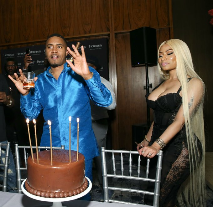 ". wishes his ""Queen of New York/Hip-Hop,\"" a happy birthday"
