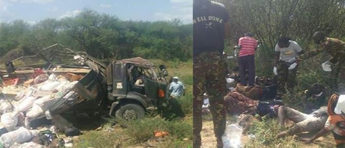 Deadly accident in Loruk Baringo claims lives