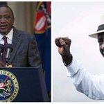 Uhuru asks Raila to wait until 2022 for dialogue