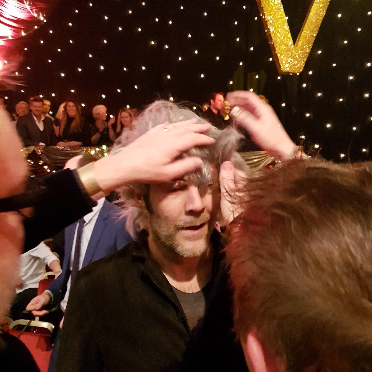 @rhodgilbertshow #hootenanny #wig #nye https://t.co/RU2fBGmIL3