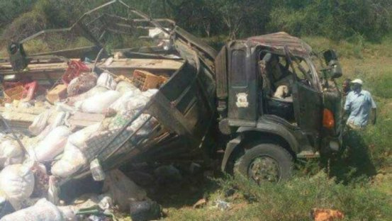 14 dead, several injured following grisly road accident involving AP truck in Baringo County