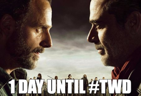 Tonight   it's going down      twdfamily