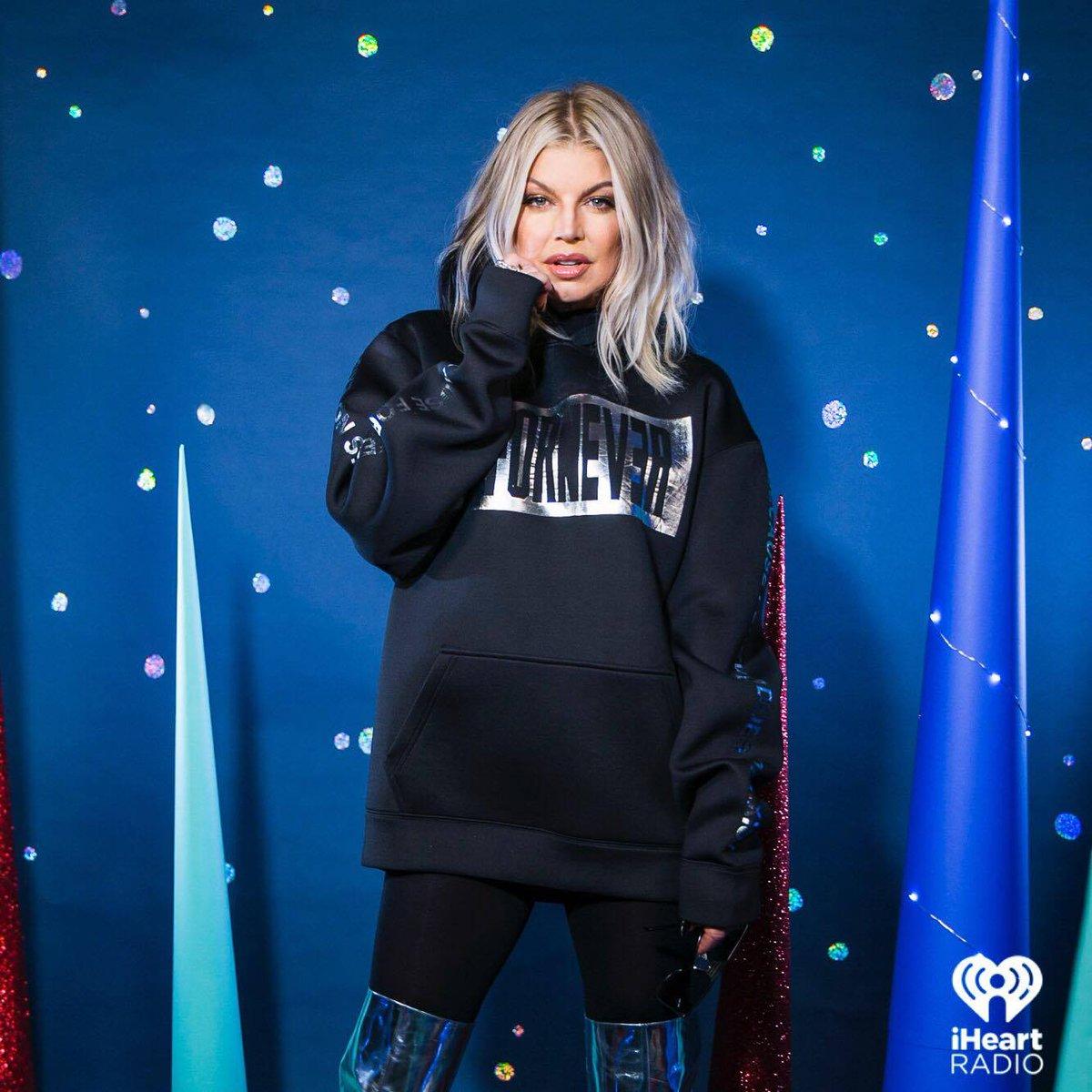RT @iHeartRadioCA: All I want for Christmas is @Fergie #JingleBallNorth https://t.co/GD1qtqGsqc