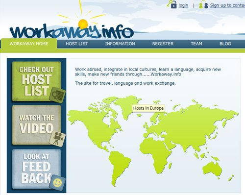 travel Tried @Workaway - it's a great...