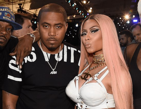 How Sweet: Nas Wishes His Around-The-Way Queen Nicki Minaj A Happy Birthday