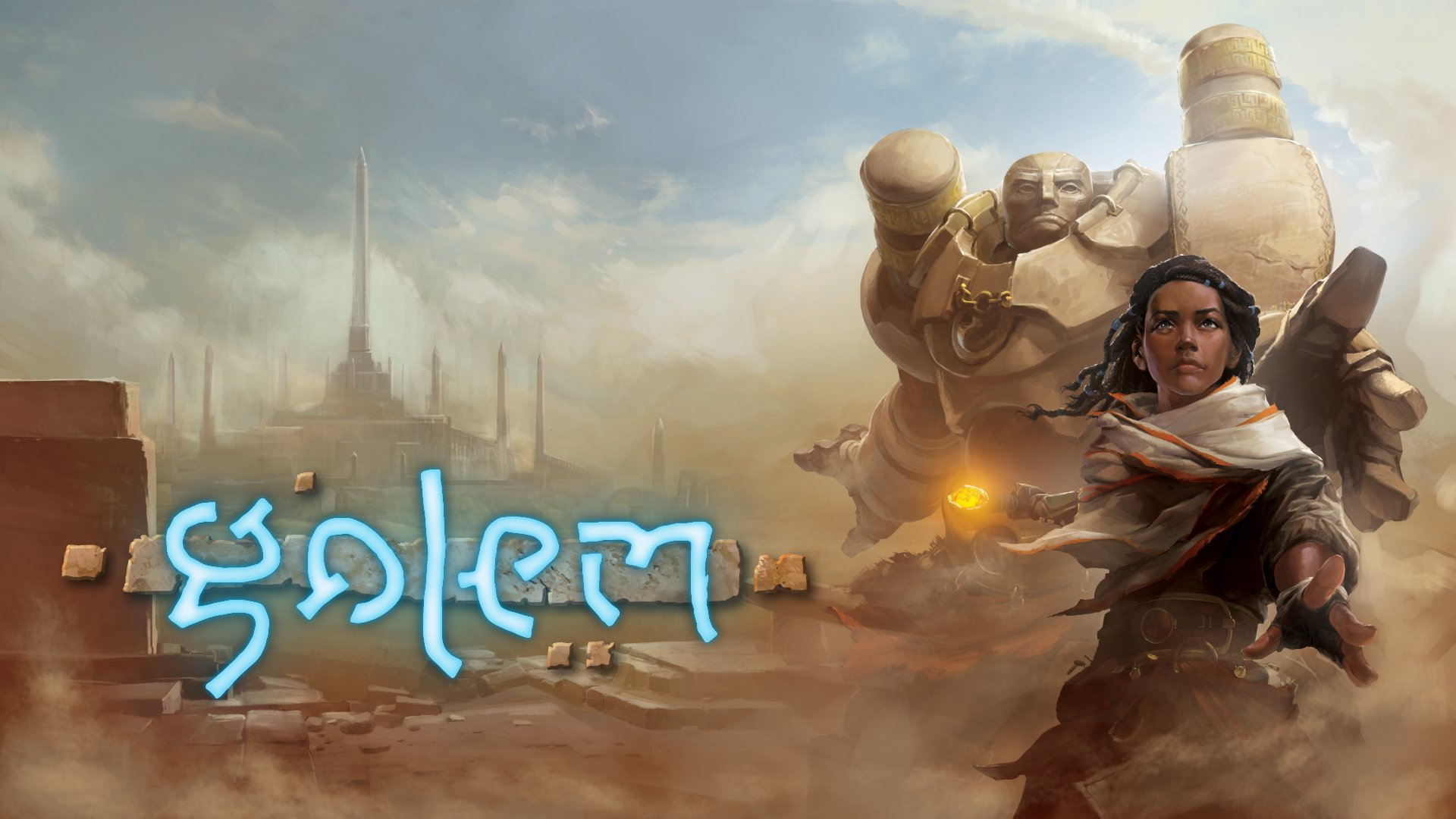 We're checking out brand new gameplay from Golem, coming soon to PS VR. Watch now: https://t.co/6WGSKH0BS1 https://t.co/dpe1ydbYH4