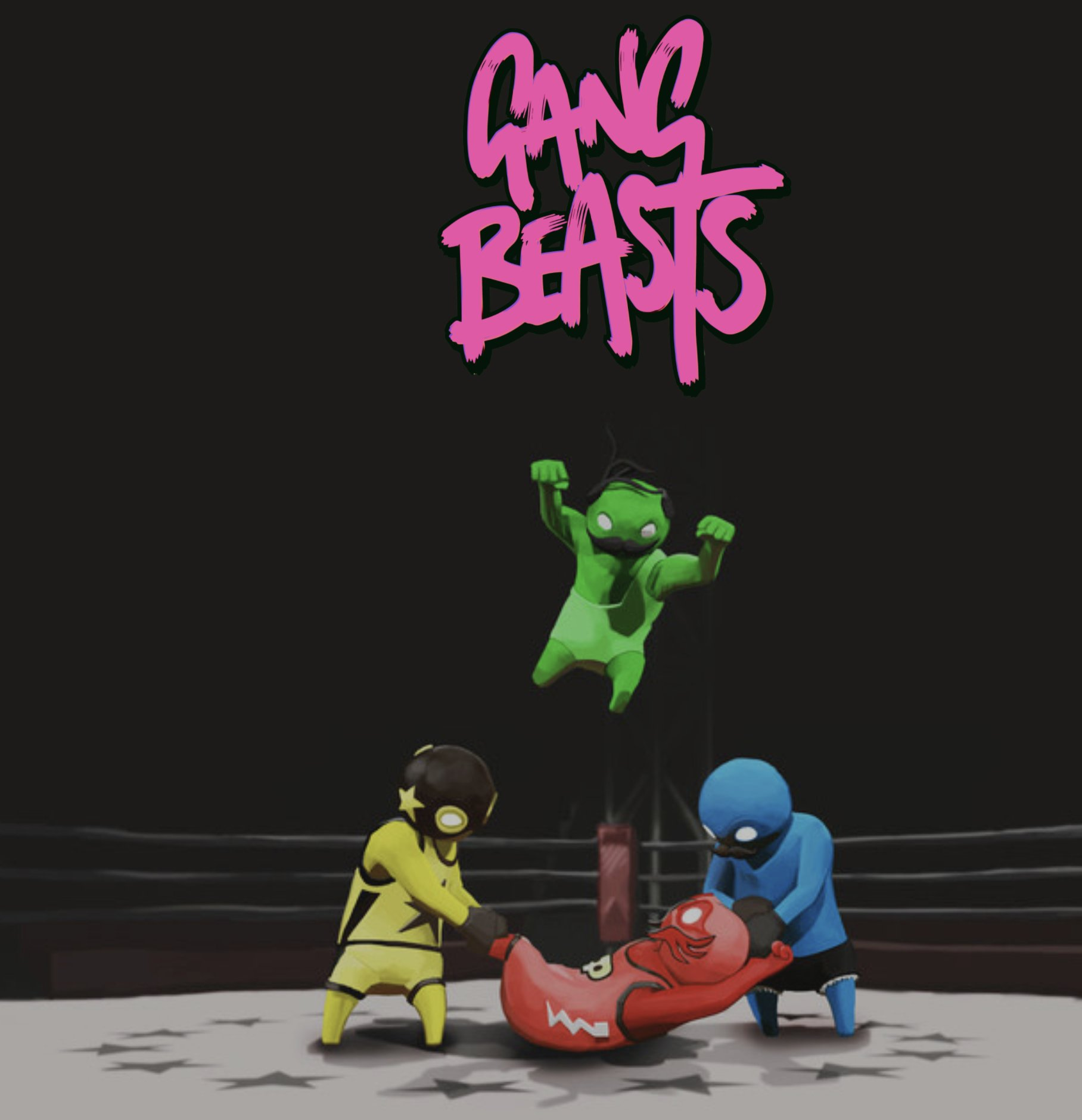 Now streaming from #PSX: Gang Beasts, coming to PS4 on December 12 https://t.co/6WGSKH0BS1 https://t.co/QF4c8zUk60