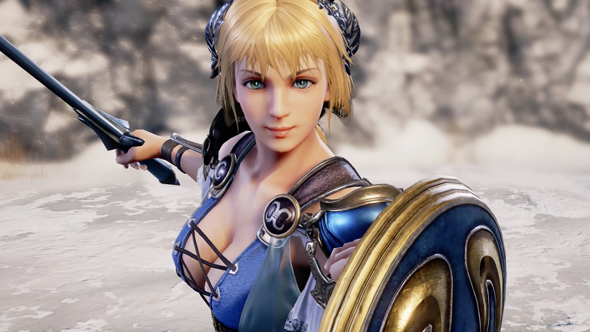 The tale of souls and swords continues as SOULCALIBUR VI comes to PS4 in 2018. https://t.co/vBH1BkWyrt