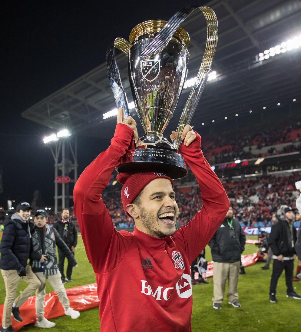 "RT @torontofc: ""I didn't come all this way to not see Toronto win a championship."" - Sebastian Giovinco https://t.co/qIcCRNQl4f"