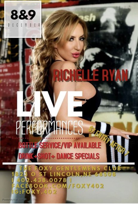Tonight is my last night here in Lincoln Nebraska at The Foxy... final 2 shows at 11pm & 1am. See you