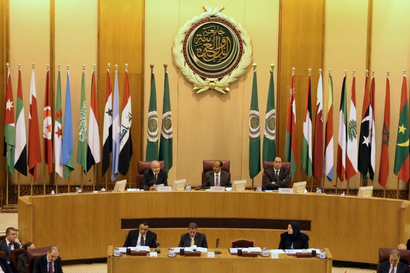Arab states urge U.S. to abandon Jerusalem move