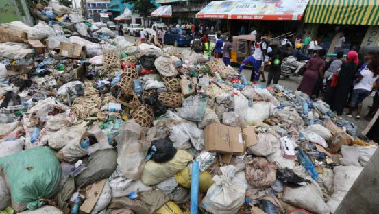 Why garbage crisis is hot potato for Governor Hassan Joho and team
