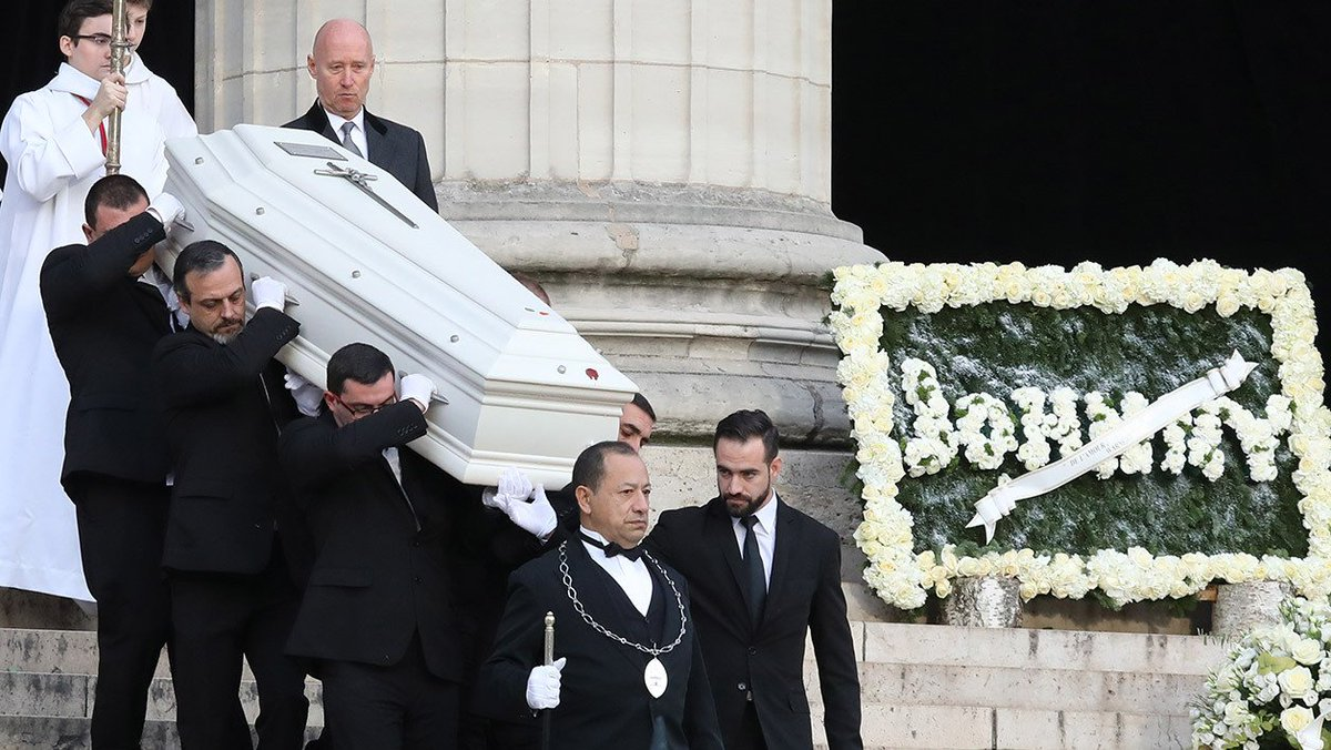 Johnny Hallyday: qui assistera à son inhumation à Saint-Barthélemy?