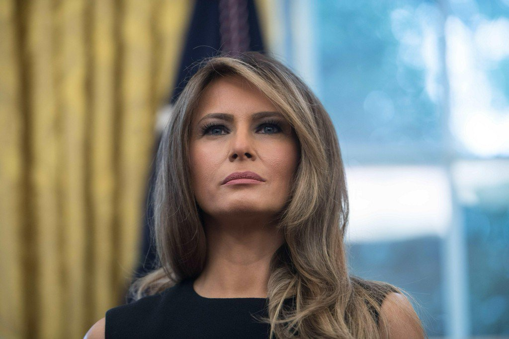 Slovenian magazine apologizes to Melania Trump for suggesting she worked as high-end escort