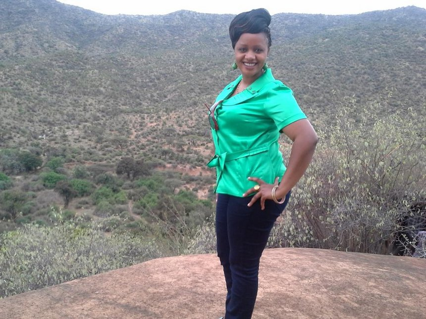 I'm happy being second wife, Laikipia Woman Rep Catherine Waruguru says