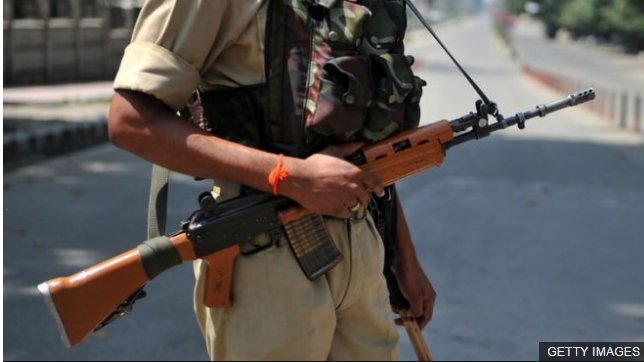 Indian soldier kills four colleagues