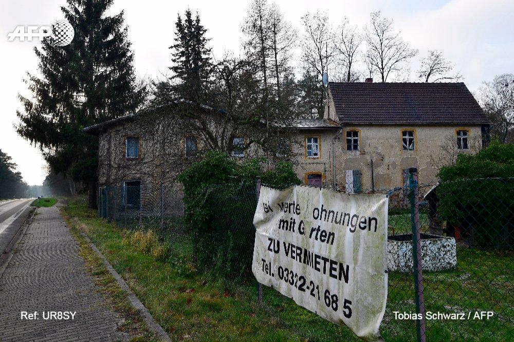Una aldea de la antigua RDA se vende en subasta por 140.000 euros