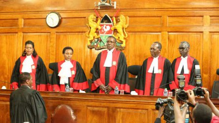 Supreme Court to give detailed ruling on presidential repeat poll petition