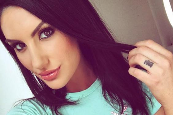 Adult actor August Ames's brot august ames death