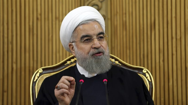 Iran ready to restore ties with Saudi Arabia, says President Hassan Rouhani