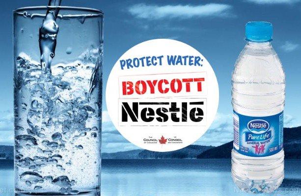 RT @mikecoulson48: Nestlé: Drop your intimidation lawsuit against Osceola township https://t.co/KtpVa9DJSM https://t.co/xKIE0x7J8A