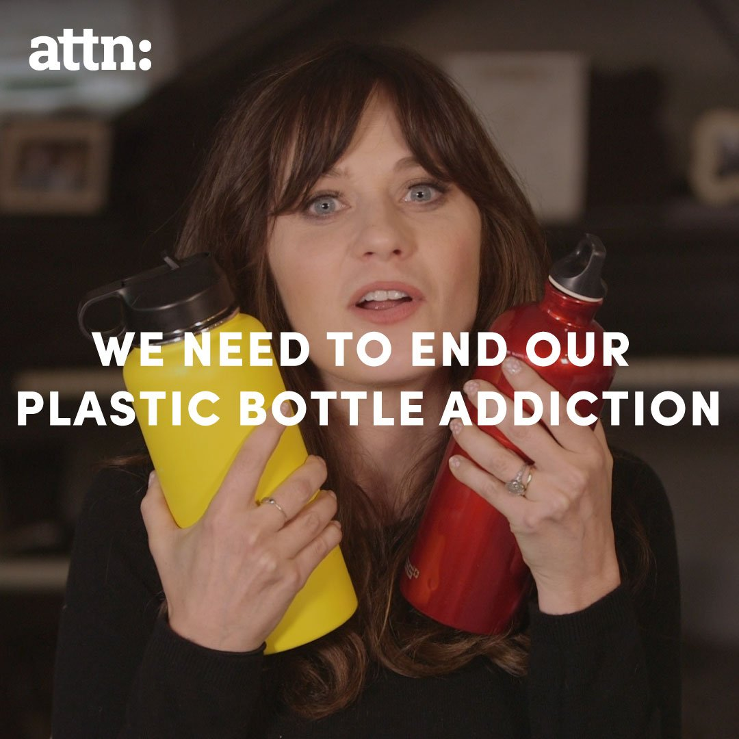 RT @attn: There are tiny pieces of plastic in the seafood you're eating. --  @ZooeyDeschanel https://t.co/ZZjw0nRqek