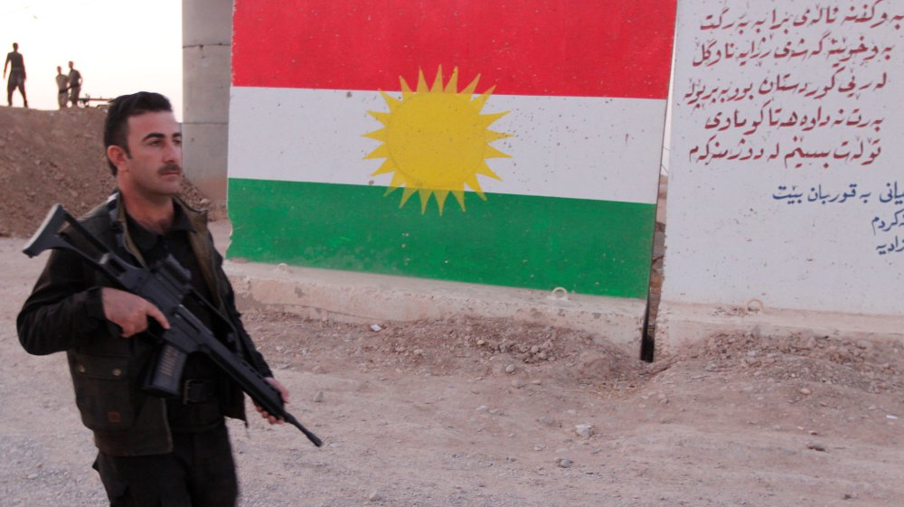 Kurds slam Iraqi PM Haider al-Abadi's Peshmerga snub in ISIL speech