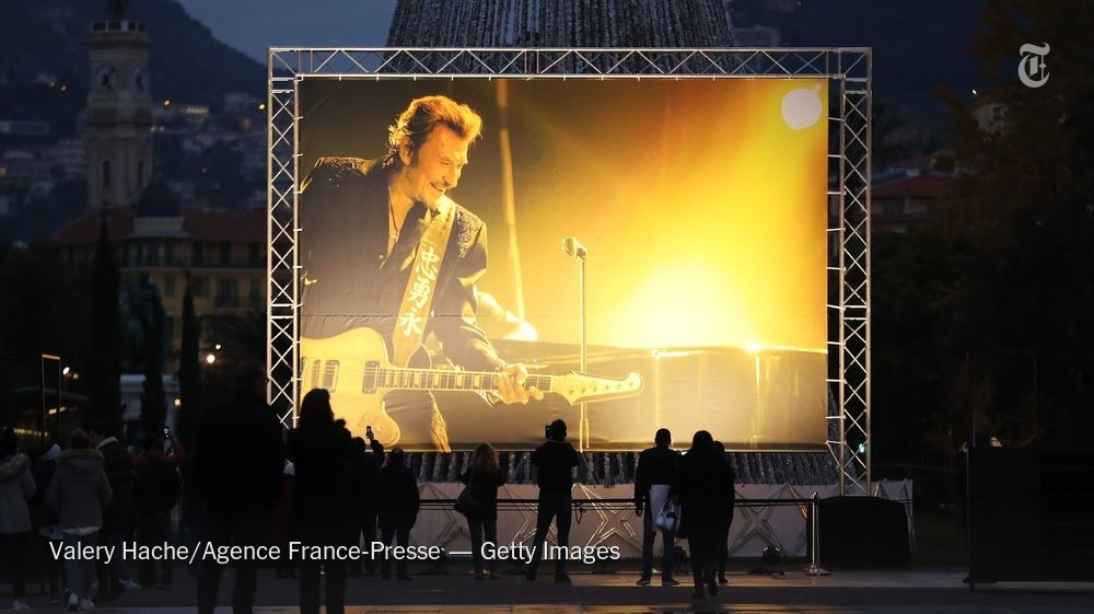 Fans of Johnny Hallyday share their favorite songs https://t.co/yVvxkKhpVB https://t.co/bWPWKxd89u