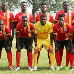 Nine-man Uganda hold Ethiopia 1-1 to reach semis
