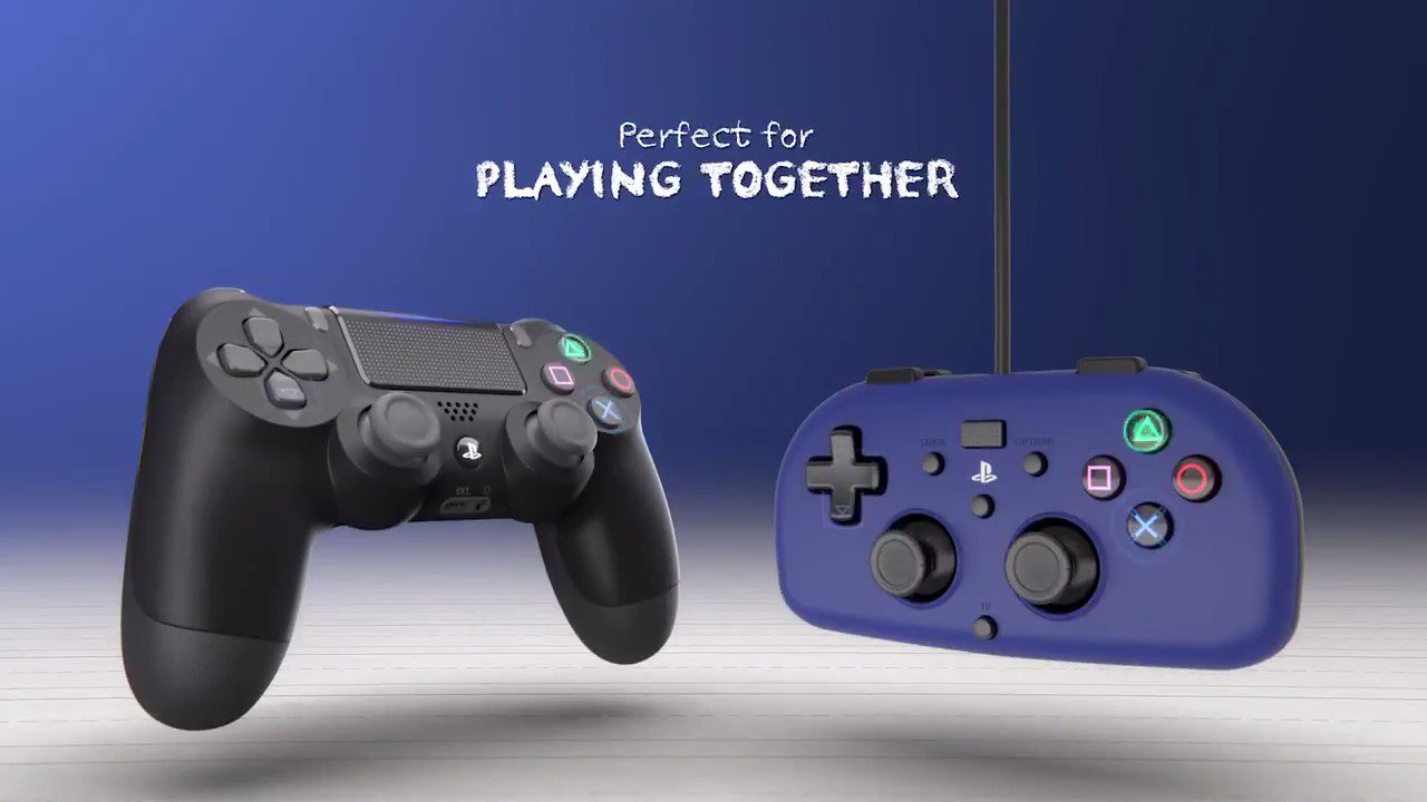 The Mini Wired Gamepad. Built for wee little gamers: https://t.co/ks9rzdD9th https://t.co/uSanKKhHE7