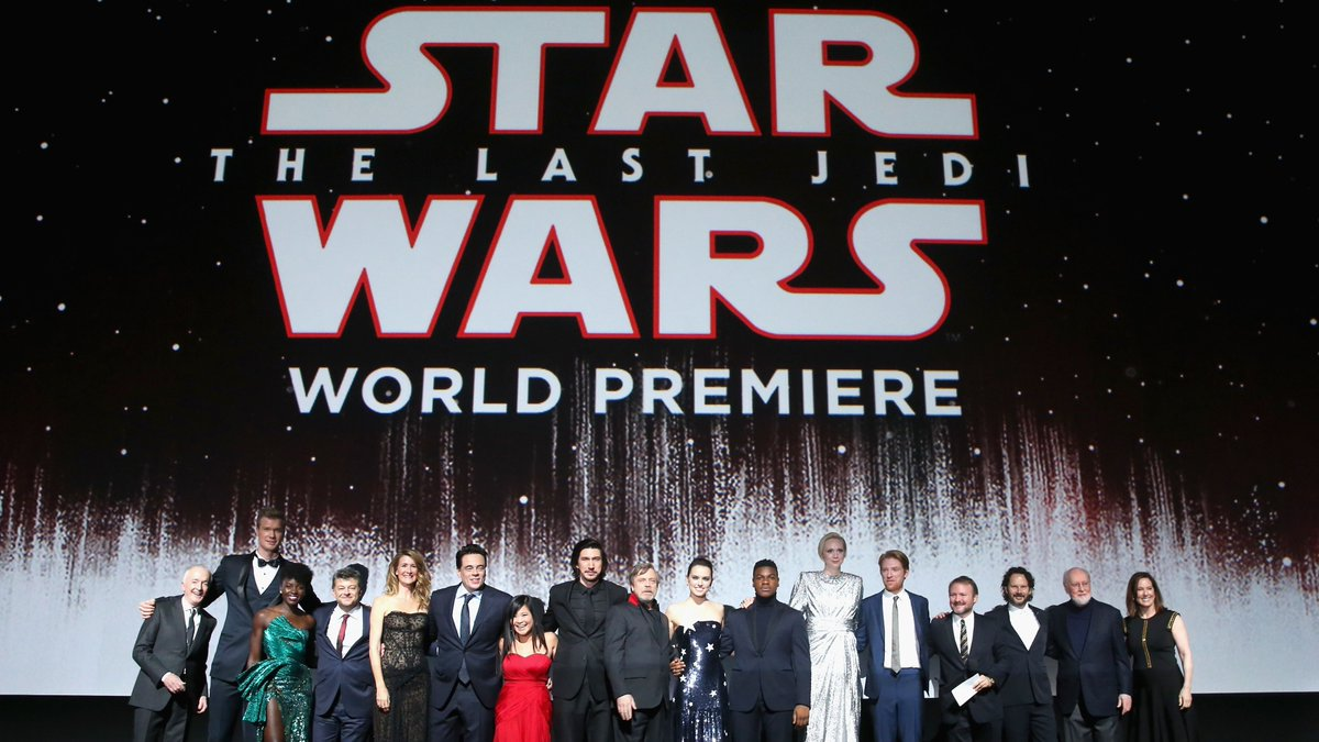 'Star Wars: The Last Jedi' premiere: Disney and Dolby's 6-month effort to prep the theater
