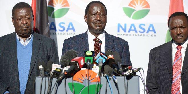 Odinga parallel presidential 'inauguration' postponed