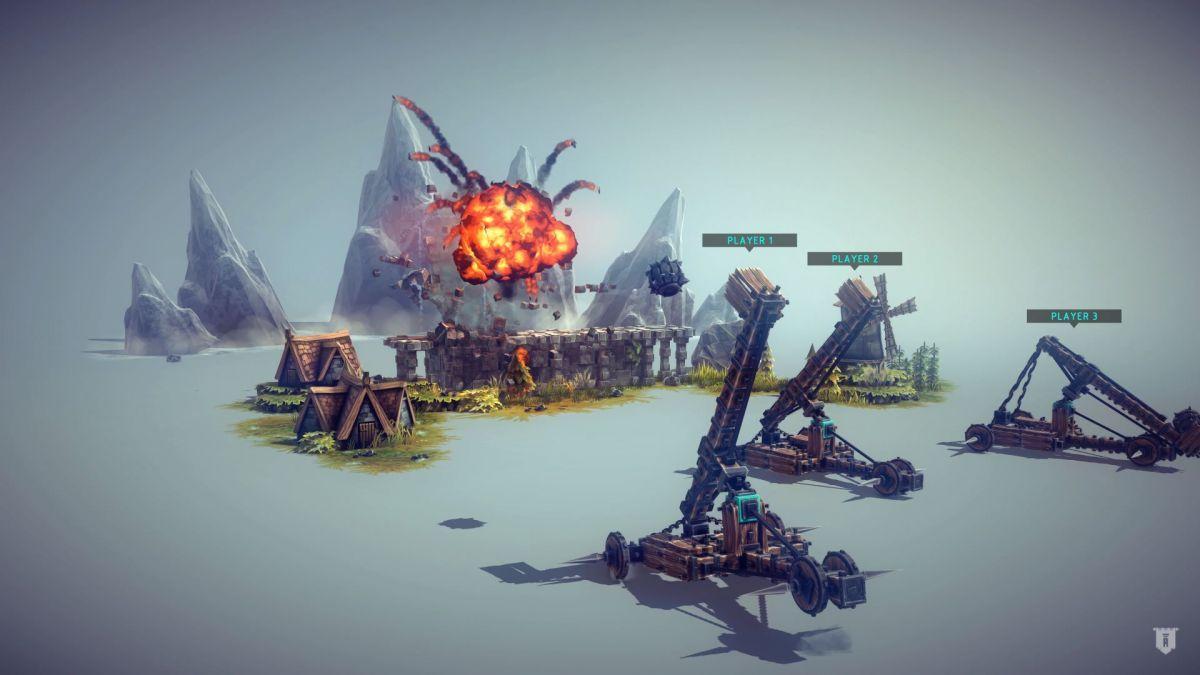Medieval destruction sandbox Besiege adds multiplayer and level editor https://t.co/Xz0sSk4HX0 https://t.co/L2SMvEfoKQ