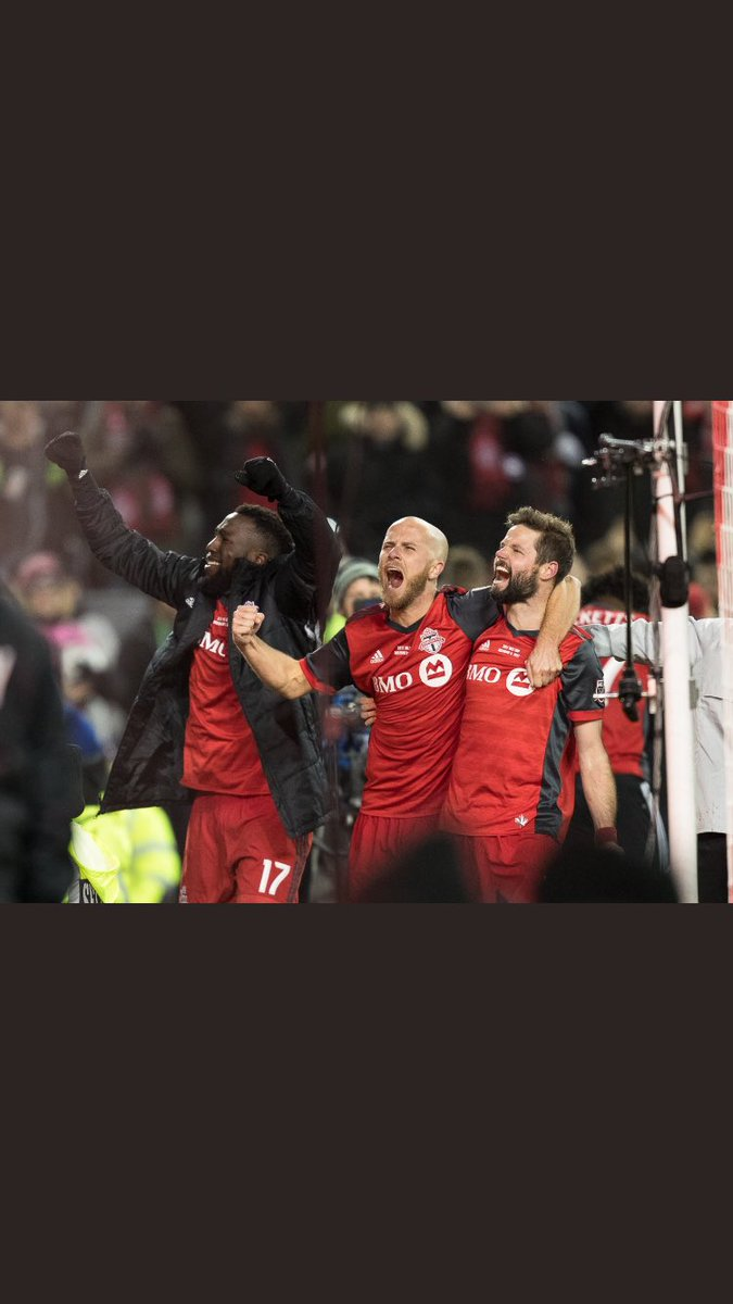 For real though, the conversation IS.  F'ING.  OVER.  #bestever #TFC #treble #MLSCup https://t.co/pAQGjIgAxO