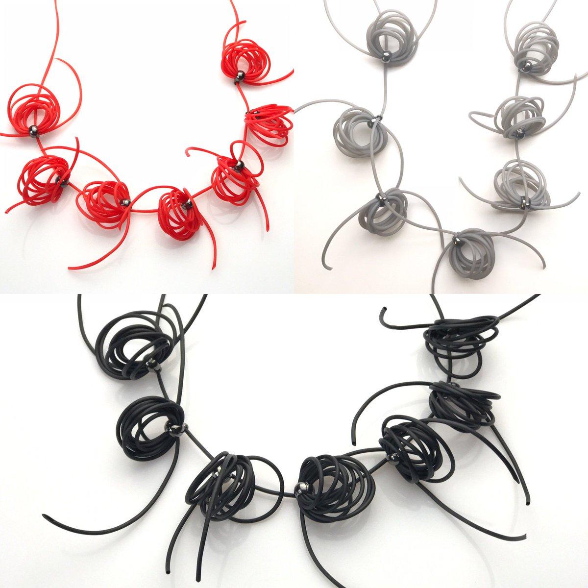 necklace TORNADO necklaces...